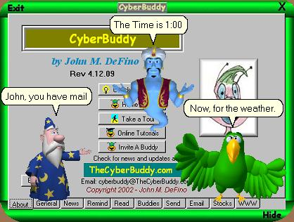 CyberBuddy v2.12.26 Screenshot